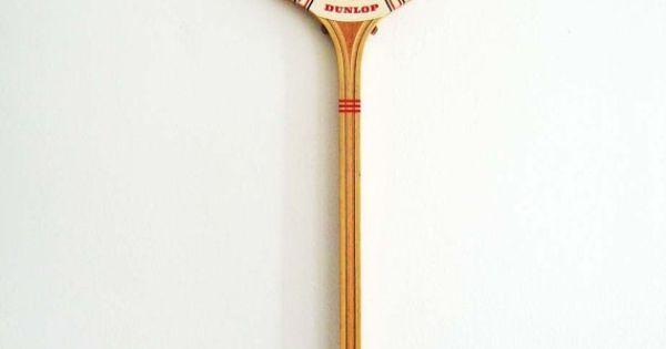 Badminton racket #vintage #badminton #racket | Vintage ... Badminton