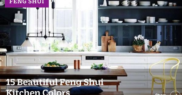 best feng shui colors for kitchen 15 kitchen feng shui colors we beautiful colors 9122
