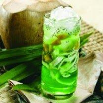 Cara Membuat Es Kelapa Dan Es Rumput Laut Cincau Kelapa Resep Makanan Dan Minuman