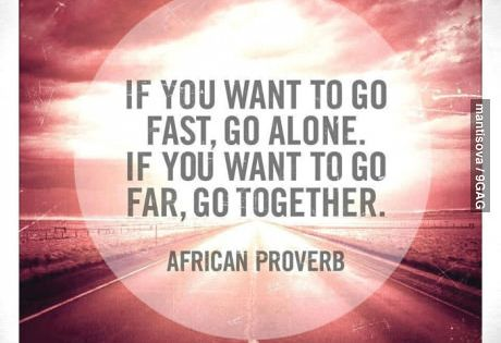 African Proverb wisdom