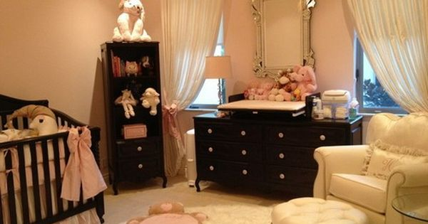 girl room baby girls nursery