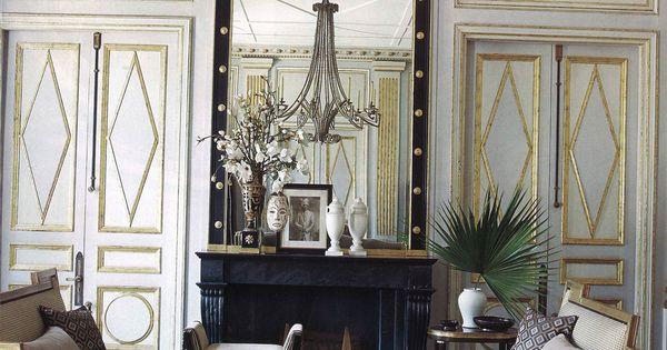 Jean-Louis Deniot New Delhi Estate Drawing Room  Interior  Pinterest
