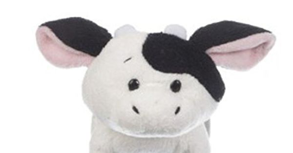 Li L Dimples Small Adorable Cow Plush Toy By Ganz 4in Check