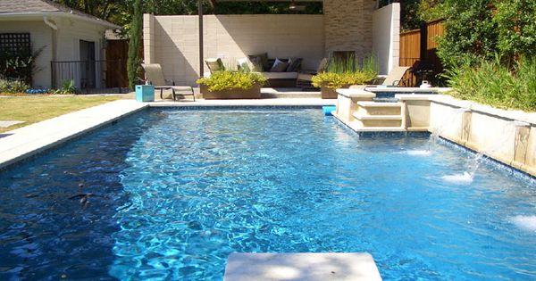 Piccola piscina interrata piscine pinterest - Piscina interrata piccola ...