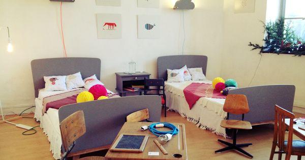 Deco chambre enfant vintage, RétroBoutique.  chambre vadim ...