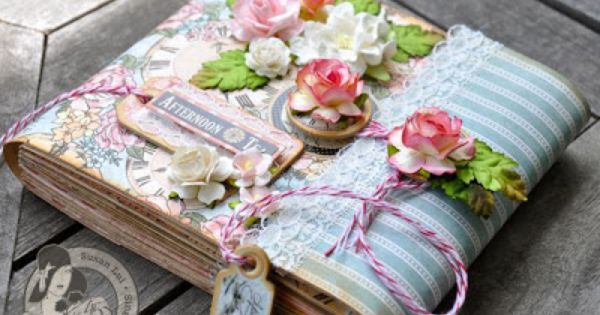 17 Best images about mini album on Pinterest | Mini scrapbooks ...