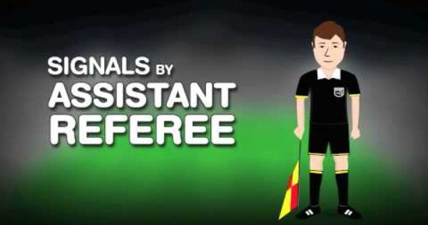 Ref Offside Signal Google Search Soccer Referee Football Referee Referee