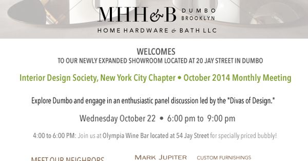 Interior Design Society New York City Chapter
