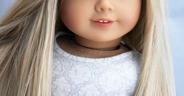 Custom Ooak American Girl Doll Felicity Green Eyes