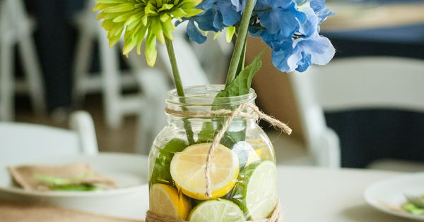 Hobby lobby mason jar wedding