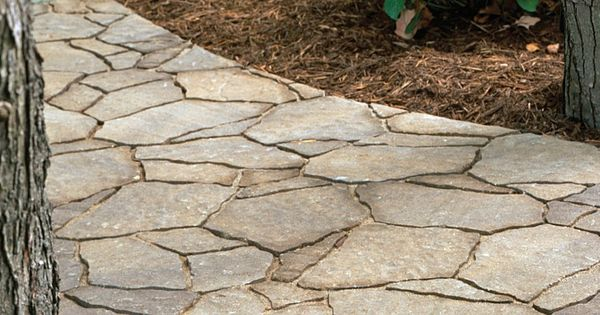 arbel pavers by belgard hardscapes  look like flagstone