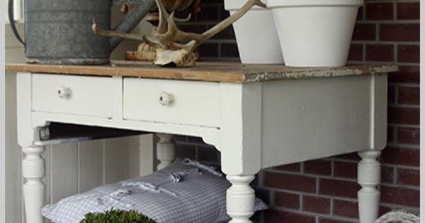 Portfolio buiten wonen frieda dorresteijn ideeen voor in huis en tuin pinterest buiten - Deco kleine tuin buiten ...