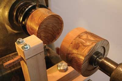 Sphere Turning Jig The Woodworkers Institute Torno