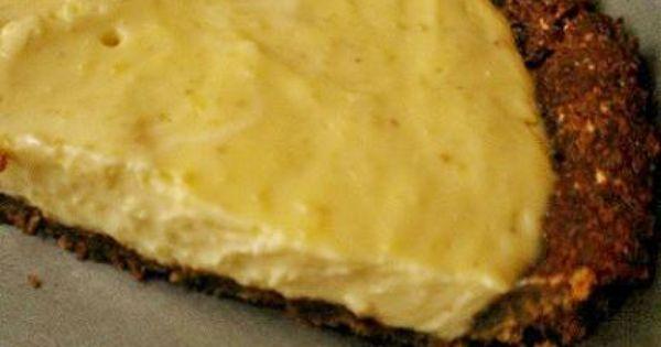 Sour Cream Lemon Pie Recipe With Images Lemon Pie Recipe Lemon Sour Cream Pie Delicious Pies