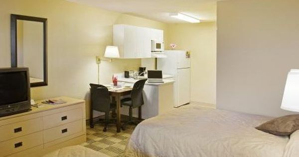 Esa Richmond I64 W Broad St Hotel Richmond Va United States Extended Stay One Bedroom Bed Picture