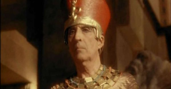 Moses and Ramesses II | Moses and Pharaoh Ramses II ...