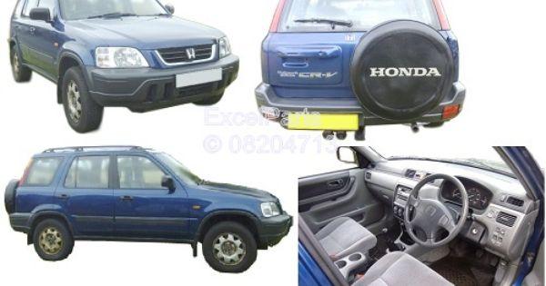 Honda Crv Airbag Sensor Ecu 39790 S10 E021 M1 5 Speed Manual 2 0 I 1973 Cc B20b Honda Crv Toy Car Honda