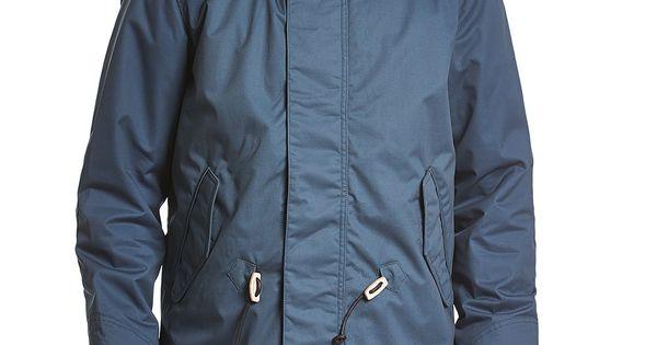 elvine hercules jacket dusk blue elvine shop clothing. Black Bedroom Furniture Sets. Home Design Ideas