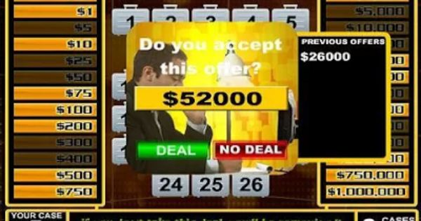 Deal Or No Deal Apk Deal How To Remove Offer You