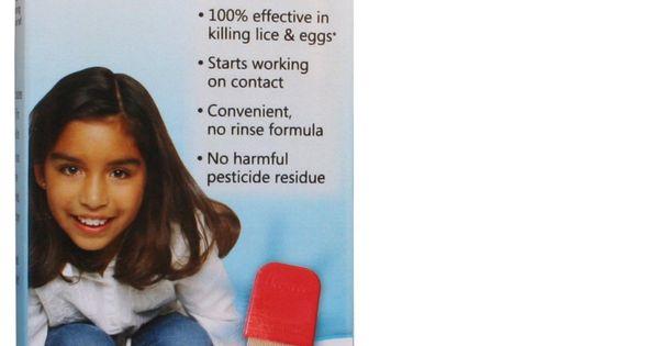 Home Lice Remedy Kills Girl