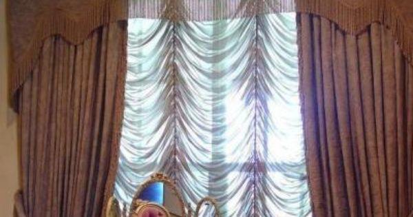 pour avoir une trs bonne decoration pour vos salon utilise ce type de modle cache rideaux - Rideaux Salon