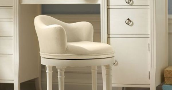 Pottery Barn Swivel Vanity Stool Ideas For Our Home