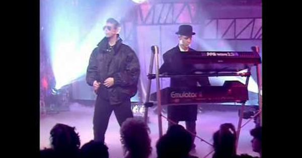 Youtube Pet Shop Boys West End Girls Top Of The Pops Hd