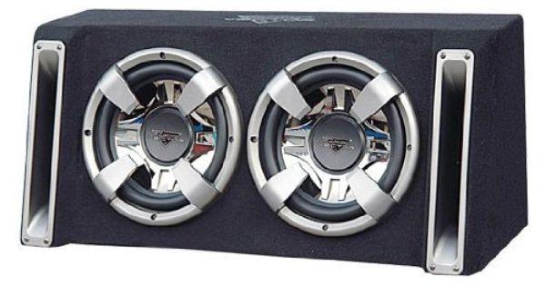 Lanzar Vchb212 Vector 2400 Watts Dual 12 Inch Slim Designed Bass Box Enclosure By Lanzar 109 99 Double 12 Inch High Pow Car Audio 12 Inch Subwoofer Box Dual