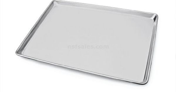 New Star Foodservice 36848 Aluminum Sheet Pan 18 Gauge 9 X 13 Quarter Size Pack Of 12 Half Sheet Pan Sheet Sheet Pan