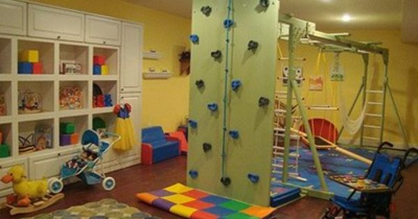 Home occupational therapy room now we just need extreme