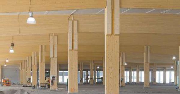 Kerto Laminated Veneer Lumber Lvl Timber Structure Wood Construction Laminated Veneer Lumber