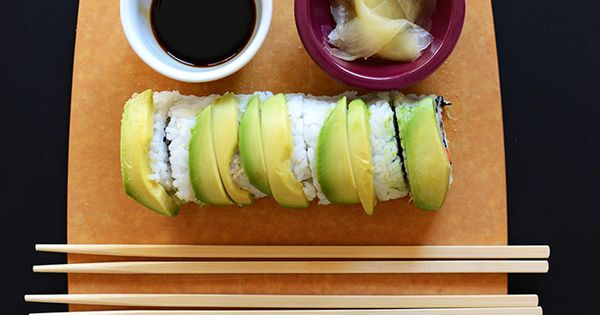 How to Make Sushi Without a Mat Stacey Hastings at some point