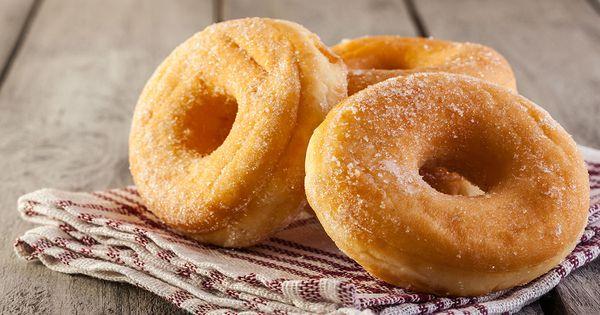 طريقة الدونات بالبطاطس Recipe Food Homemade Donuts Doughnuts