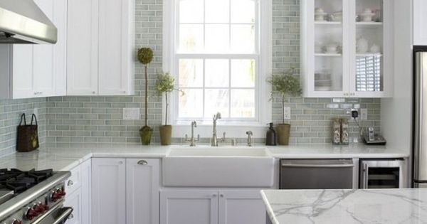 14 neutral backsplashes my monochromatic tour of yin and - Glorious grey walls kitchen telling shades neutral ...