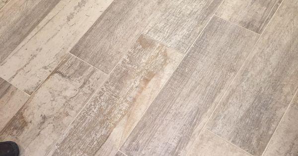 Ceramic wood effect floor tiles leroy merlin sussex house pinterest w - Smart tiles chez leroy merlin ...