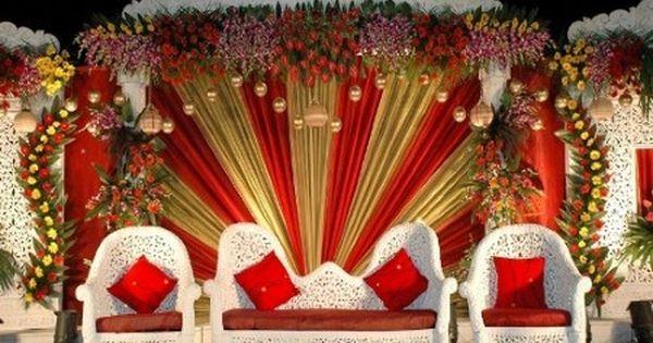 Red Green Gold Wedding Ideas Поиск в Google Фотозона Pinterest Indian Weddings Decorations And