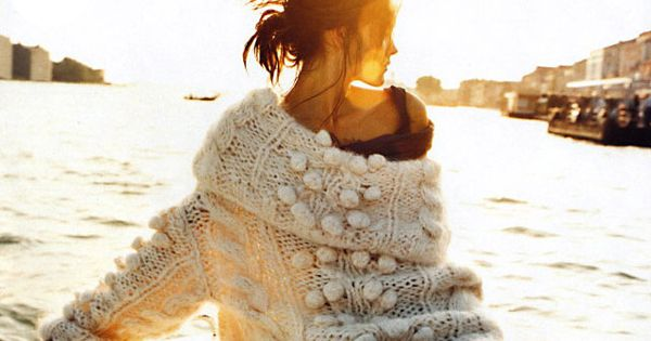 Chunky Knit Sweater Love this.