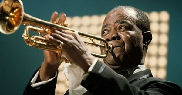 Louis Armstrong (bio), as in THE TRUMPET OF THE SWAN by E ...