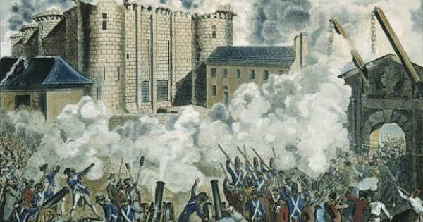 bastille day in history