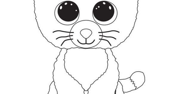 Image Result For Beanie Boos Dog Coloring Pages
