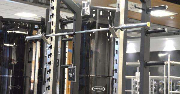 Esp fitness half rack at powerplay gym university of