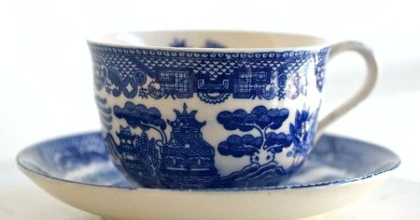S Tea Drinking Saucer And