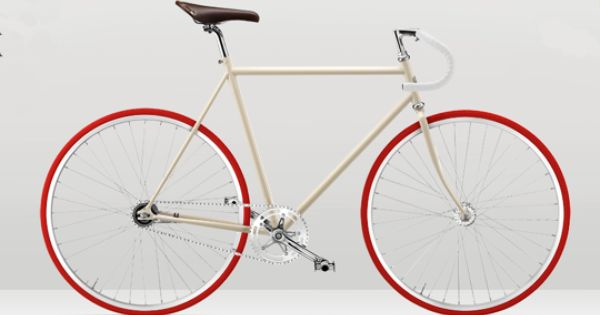 Daily Find Bikeid Track Model I Found A Really Sweet City Bike