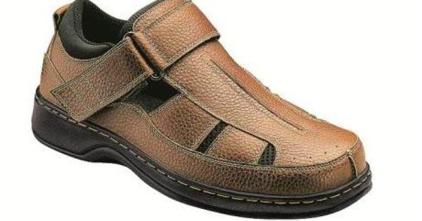 Diabetic shoes for men, Fisherman sandals