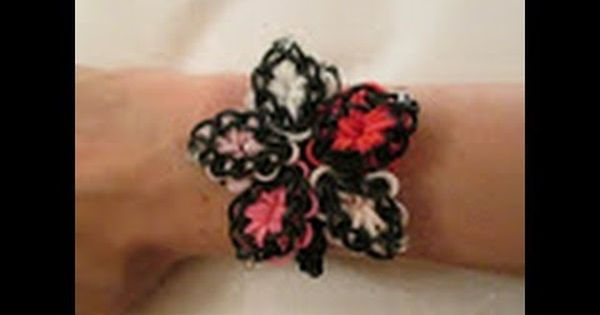 Pin By Agota Kovacs On Rainbow Loom Charms Rainbow Loom Designs Rainbow Loom Rainbow Loom Patterns
