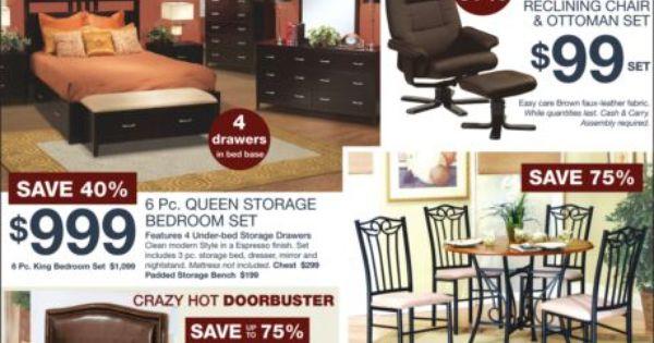 Sam Levitz 2 27 12 Furniture Ads Pinterest Tucson