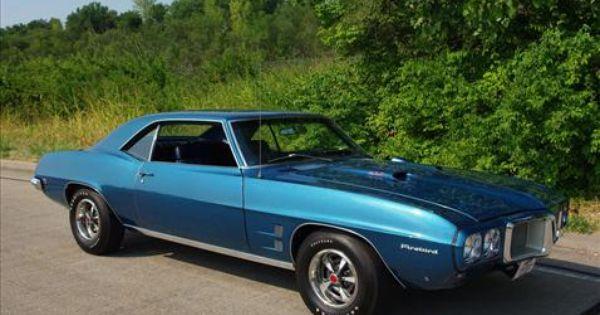 1969 Firebird 400 Hardtop Pontiac Firebird 1969 Firebird Classic Cars