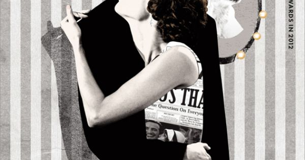 2012 BAFTA Five Best Film Poster