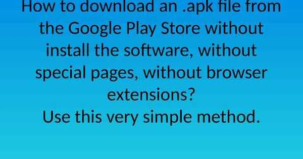 Google Play Store App How To Install