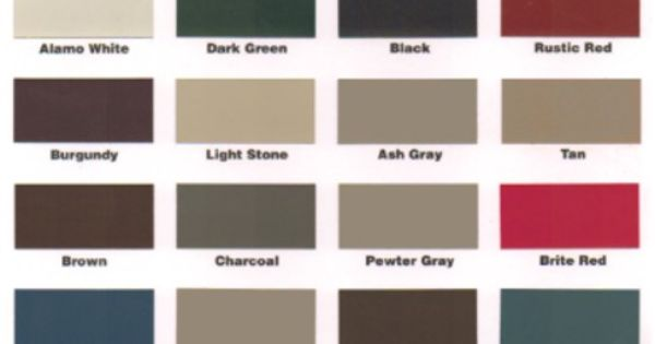 Best You Pick The Color Metal Roof You Want Dark Green And 400 x 300
